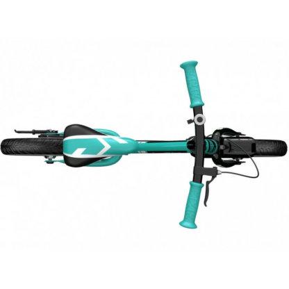 Детский алюминиевый беговел с надувными колёсами Small Rider Roadster 3 Sport Air Аква - 6