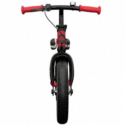 Детский алюминиевый беговел с ручным тормозом и надувными колёсами Small Rider Roadster 3 Sport Air Красный - 5
