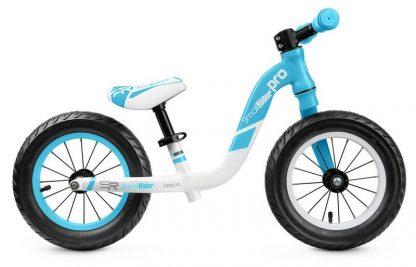 Детский алюминиевый беговел Small Rider Prestige Pro голубой - 3