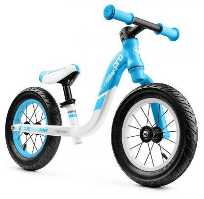 Детский алюминиевый беговел Small Rider Prestige Pro голубой - 5