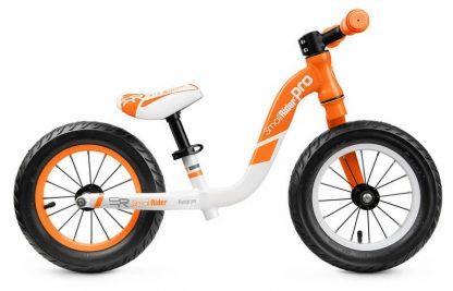 Детский алюминиевый беговел Small Rider Prestige Pro оранжевый - 3