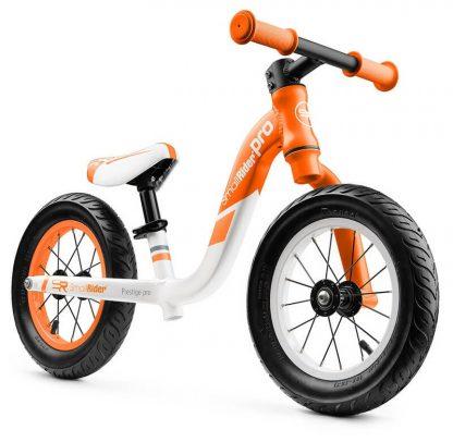 Детский алюминиевый беговел Small Rider Prestige Pro оранжевый - 5