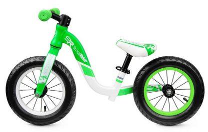 Детский алюминиевый беговел Small Rider Prestige Pro зелёный - 2