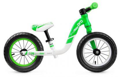 Детский алюминиевый беговел Small Rider Prestige Pro зелёный - 3
