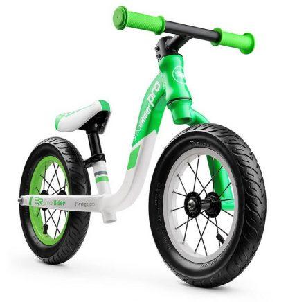 Детский алюминиевый беговел Small Rider Prestige Pro зелёный - 6