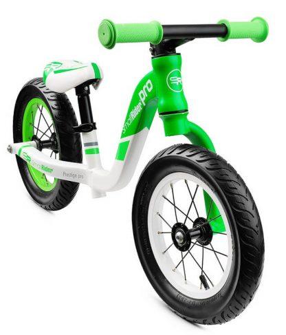 Детский алюминиевый беговел Small Rider Prestige Pro зелёный - 7