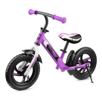 Детский алюминиевый беговел Small Rider Roadster 3 Classic EVA Фиолетовый - 1