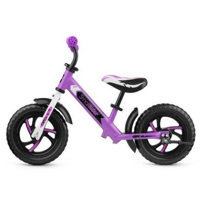 Детский алюминиевый беговел Small Rider Roadster 3 Classic EVA Фиолетовый - 2