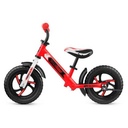 Детский алюминиевый беговел Small Rider Roadster 3 Classic EVA Красный - 2