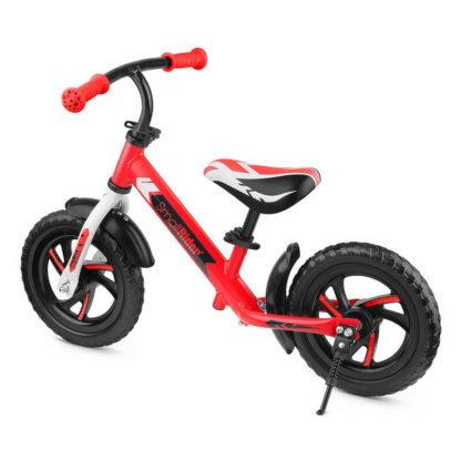 Детский алюминиевый беговел Small Rider Roadster 3 Classic EVA Красный - 3