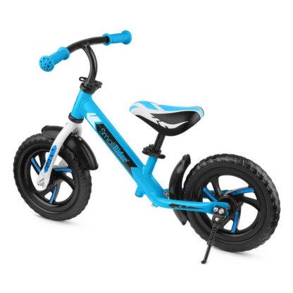 Детский алюминиевый беговел Small Rider Roadster 3 Classic EVA Синий - 3