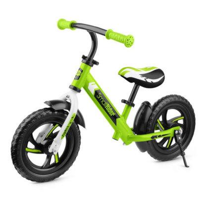 Детский алюминиевый беговел Small Rider Roadster 3 Classic EVA Зелёный - 1