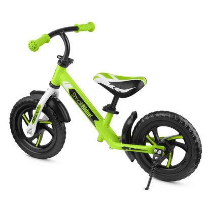Детский алюминиевый беговел Small Rider Roadster 3 Classic EVA Зелёный - 3