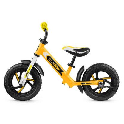 Детский алюминиевый беговел Small Rider Roadster 3 Classic EVA Жёлтый - 2
