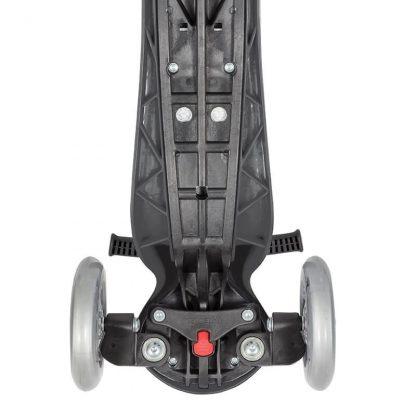 Трехколёсный самокат-беговел 4 в 1 Globber EVO 4 in 1 Plus Lights - вид снизу
