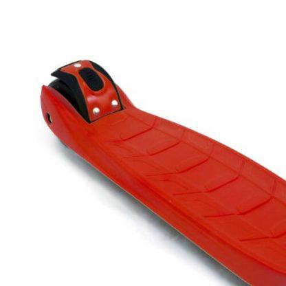 Трёхколёсный самокат со складной регулируемой ручкой и светящимися колёсами Triumf Active Maxi Pro Flash SKL-L-02 Красный - 4