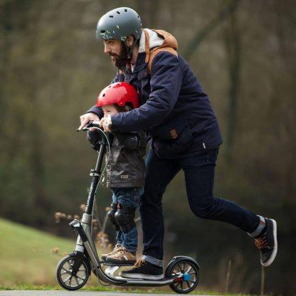 Двухколёсные самокаты для детей и взрослых