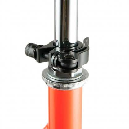 Внедорожный самокат Novatrack STAMP N4 Оранжевый 12STAMPN4.OR7 - 7