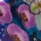 Print Icon - Flowers Blue-Violet