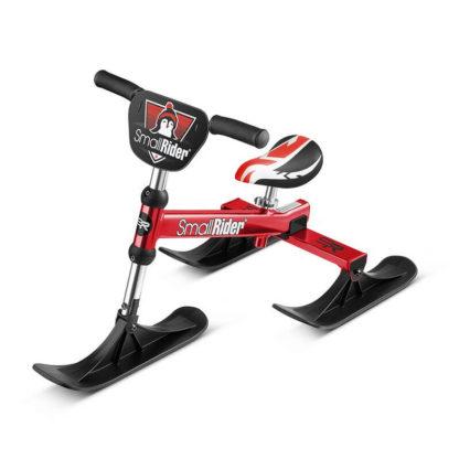 Лёгкий детский снегокат Small Rider TRIO Красный - 8