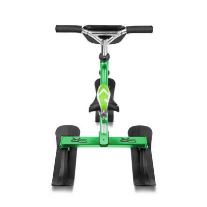 Лёгкий детский снегокат Small Rider TRIO Зелёный - 4