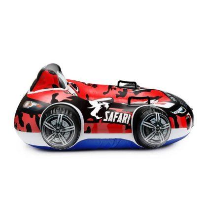 Бескамерный тюбинг Small Rider Snow Safari 2 Красный 105 см - 2