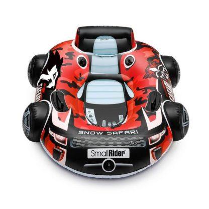 Бескамерный тюбинг Small Rider Snow Safari 2 Красный 105 см - 3