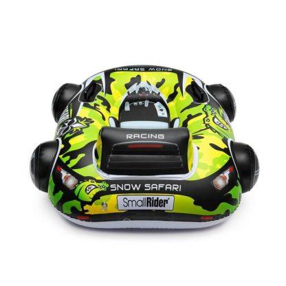Бескамерный тюбинг Small Rider Snow Safari 2 Зелёный 105 см - 13