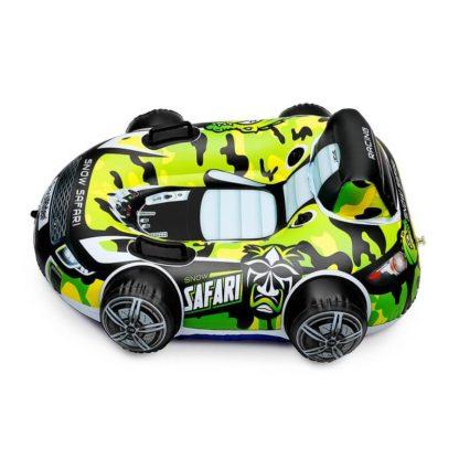 Бескамерный тюбинг Small Rider Snow Safari 2 Зелёный 105 см - 15