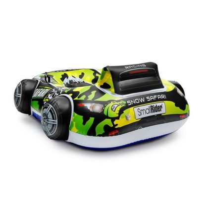 Бескамерный тюбинг Small Rider Snow Safari 2 Зелёный 105 см - 6