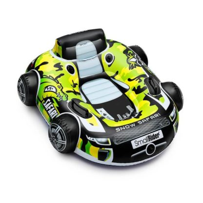 Бескамерный тюбинг Small Rider Snow Safari 2 Зелёный 105 см - 8