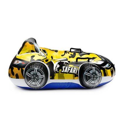 Бескамерный тюбинг Small Rider Snow Safari 2 Жёлтый 105 см - 2