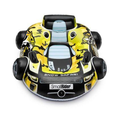 Бескамерный тюбинг Small Rider Snow Safari 2 Жёлтый 105 см - 3