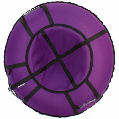 Тюбинг Hubster Хайп Фиолетовый 120 см - 1