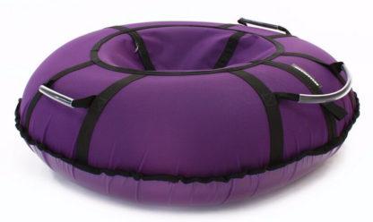 Тюбинг Hubster Хайп Фиолетовый 120 см - 2