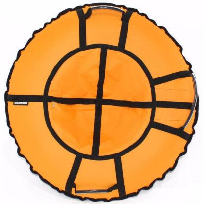 Тюбинг Hubster Хайп Оранжевый 120 см - 1