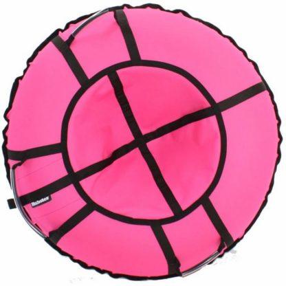 Тюбинг Hubster Хайп Розовый 120 см - 1