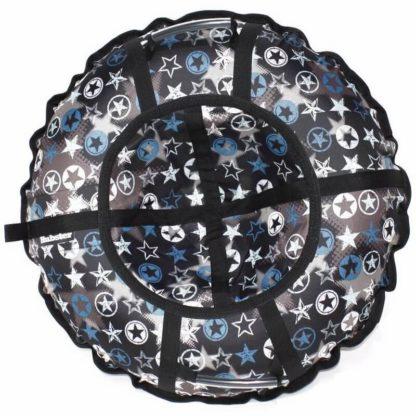 Тюбинг Hubster Lux Pro Фабрика звёзд 120 см - 1