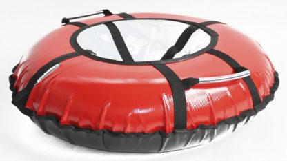 Тюбинг Hubster Ring Pro Красно-серый 120 см - 2