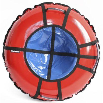 Тюбинг Hubster Ring Pro Красно-синий 120 см - 1