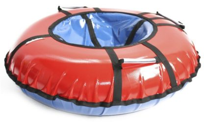 Тюбинг Hubster Ring Pro Красно-синий 120 см - 2