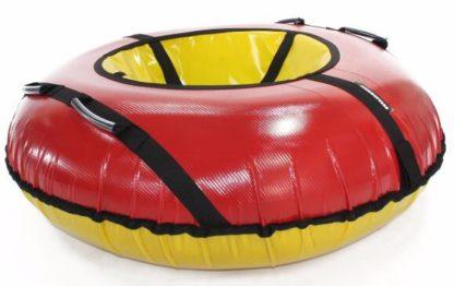 Тюбинг Hubster Ring Pro Красно-жёлтый 120 см - 2