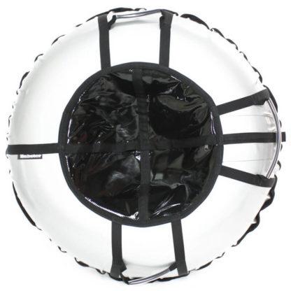 Тюбинг Hubster Ring Pro Серо-чёрный 120 см - 1