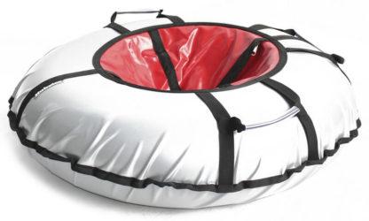 Тюбинг Hubster Ring Pro Серо-красный 120 см - 2