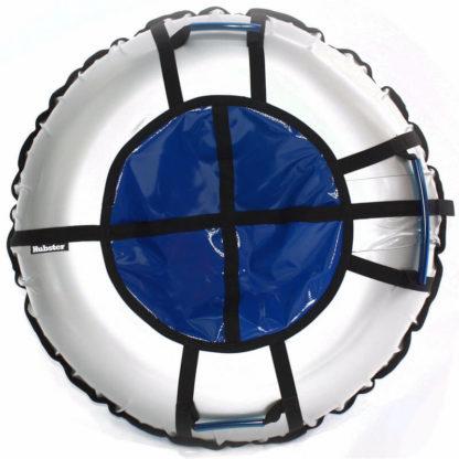 Тюбинг Hubster Ring Pro Серо-синий 120 см - 1