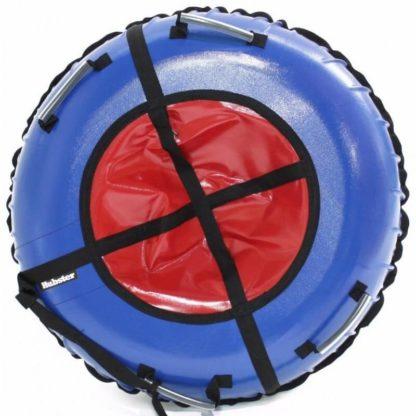 Тюбинг Hubster Ring Pro Сине-красный 120 см - 1