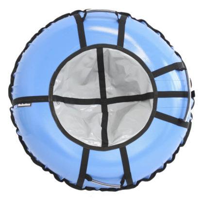 Тюбинг Hubster Ring Pro Сине-серый 120 см - 1