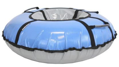 Тюбинг Hubster Ring Pro Сине-серый 120 см - 2