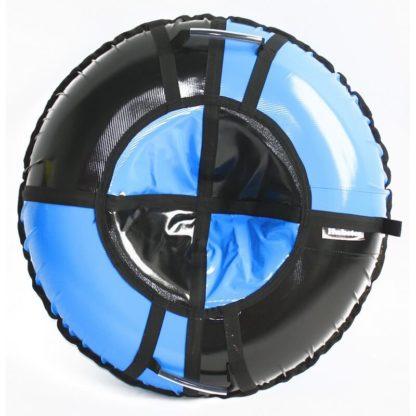 Тюбинг Hubster Sport Pro Чёрно-синий 120 см - 1