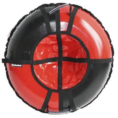 Тюбинг Hubster Sport Pro Красно-чёрный 120 см - 1
